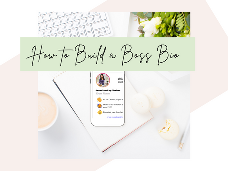 How to Build a Boss Bio