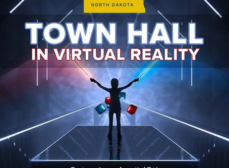 Zach Raknerud Announces Virtual Town Hall