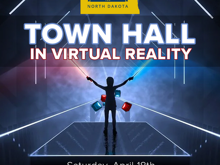 Zach Raknerud Announces Virtual Town Hall