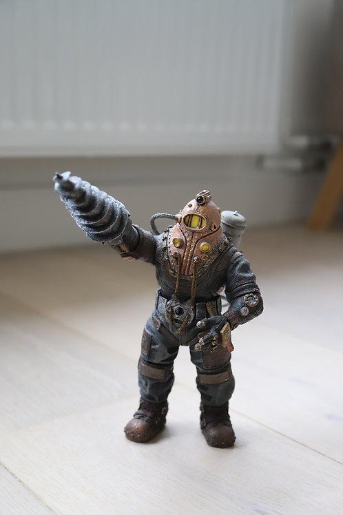 Gekke Duikman van Bioshock