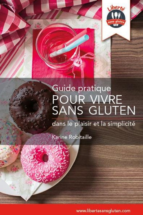 "Guide ""Vivre sans gluten"""