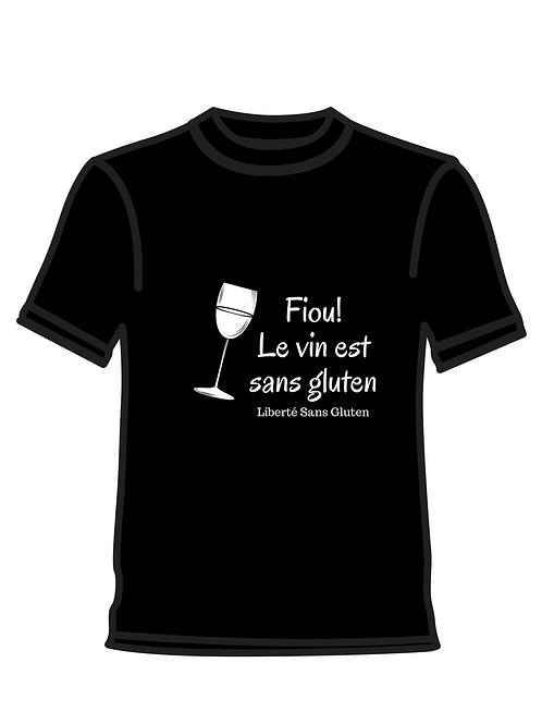 T-Shirt pour homme - Vin