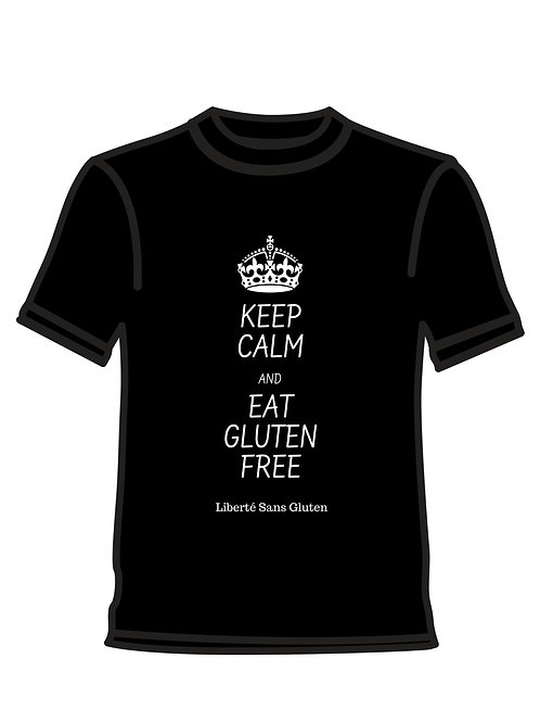 T-Shirt pour homme - Keep Clam