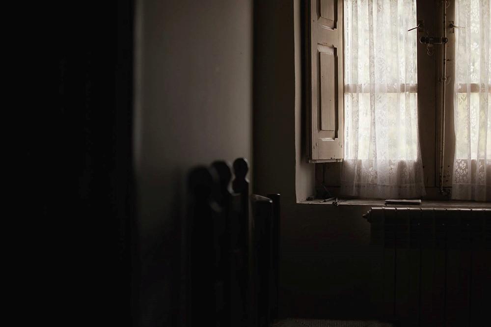 Silla a la sombra foto realizada por Oihane Pérez