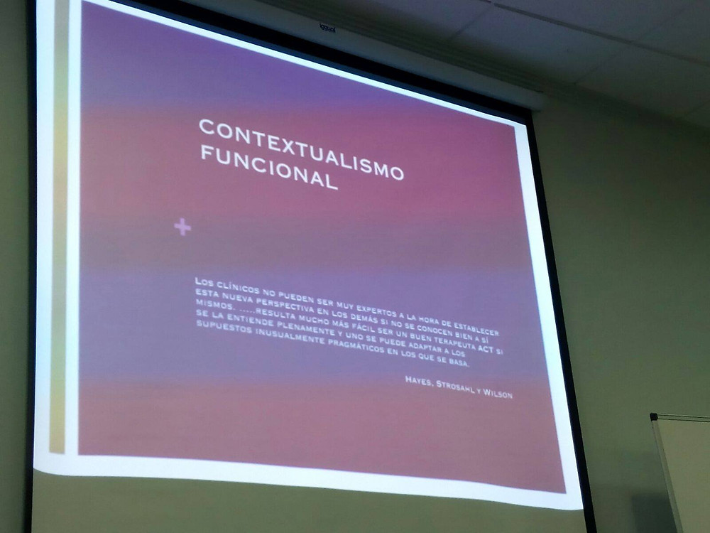 Contextualismo funcional