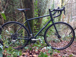DaamBuilt Road Bike