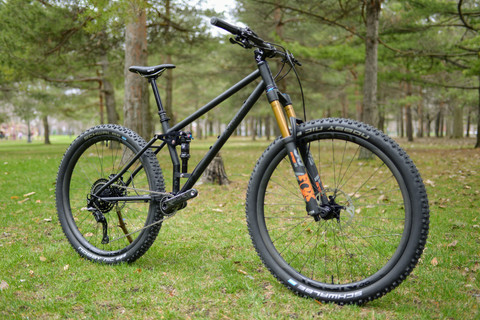"29"" (and 27.5+) Full Suspension Mountain Bike"