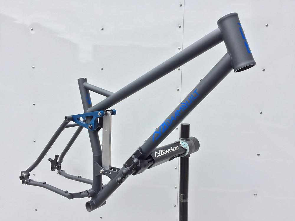 "29"" Full Suspension Mountain Bike - Complete"
