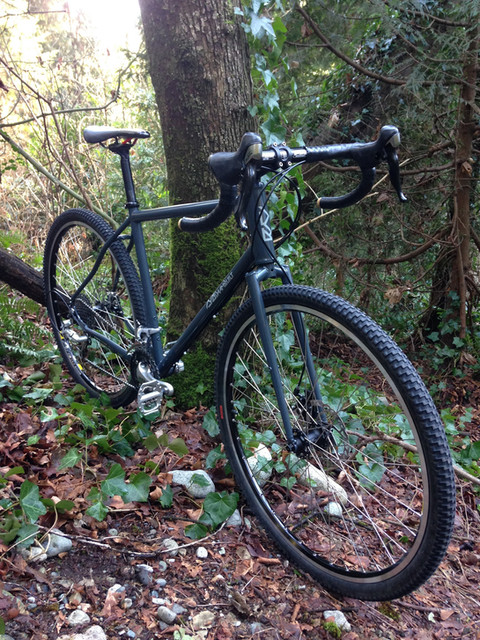 700c Road and Gravel Bike