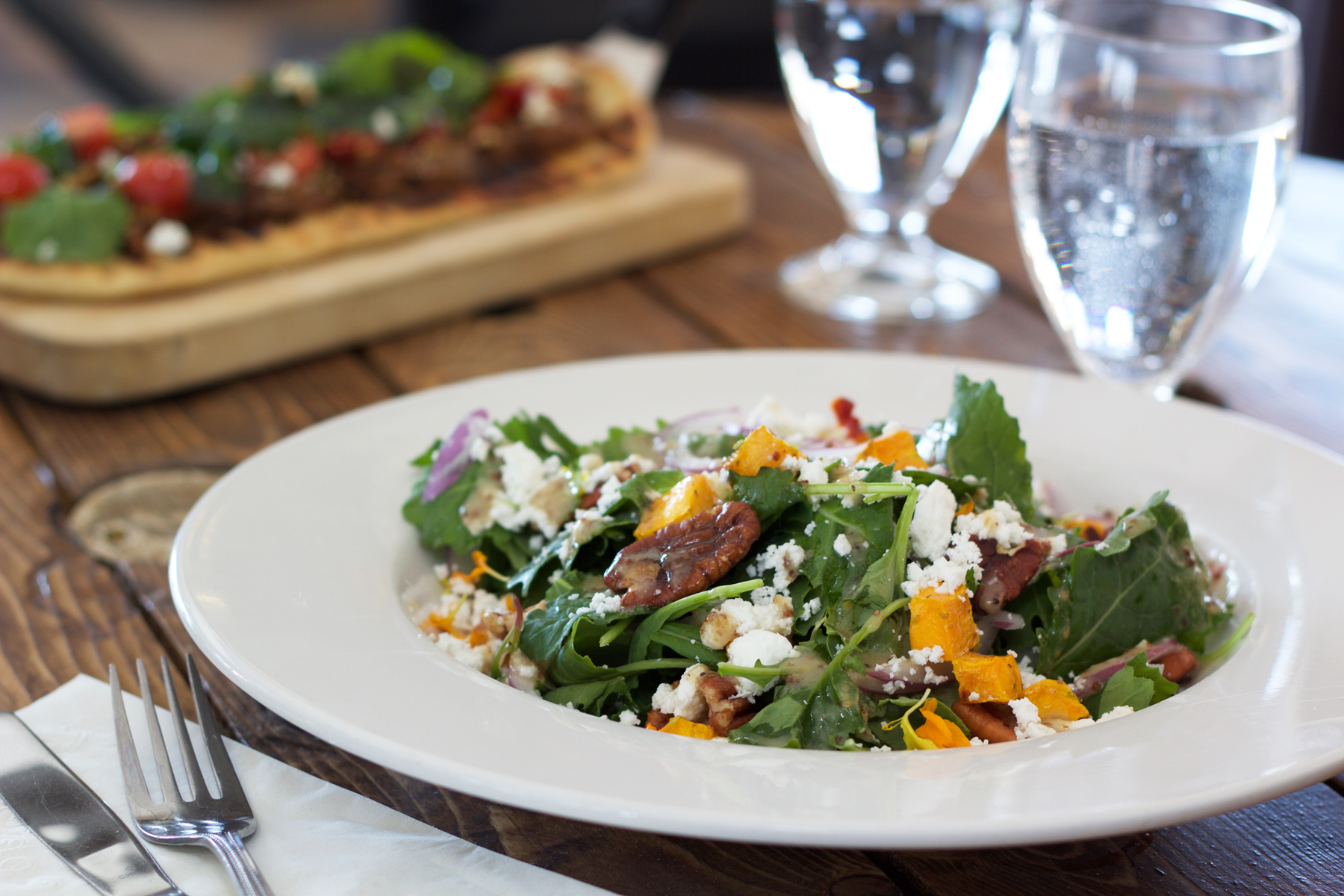 Mile High Salad