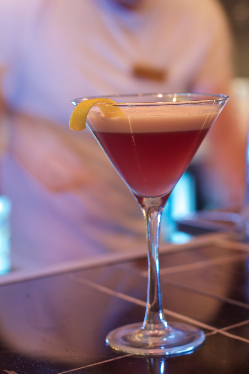 Pomigranite Martini