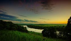 Вид на реку Оку