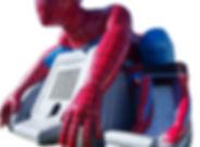 Spiderman Slide Combo avec un toboggan.jpg