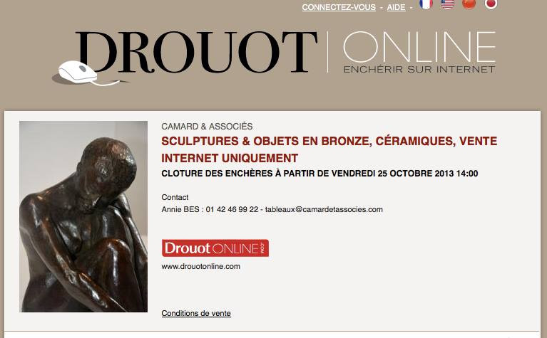 Drouot on line