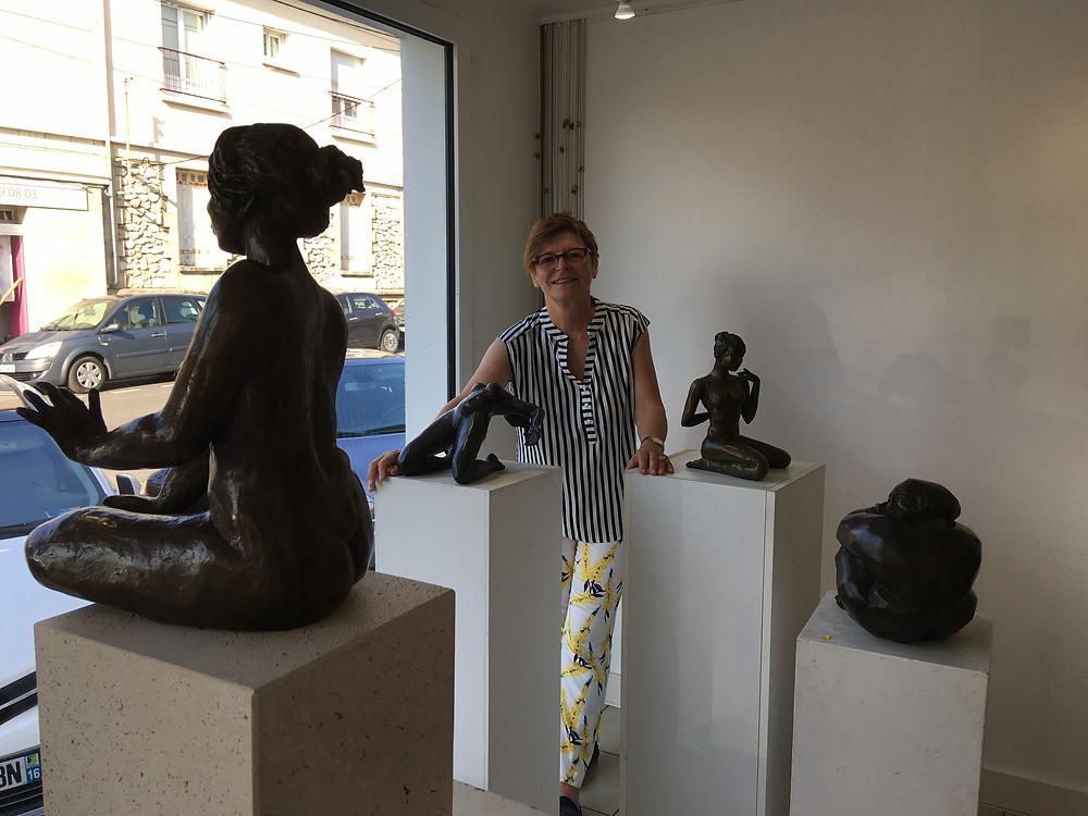 """Exposition """" Das Korps"""" à la Galerie d'Art de Pontaillac"""