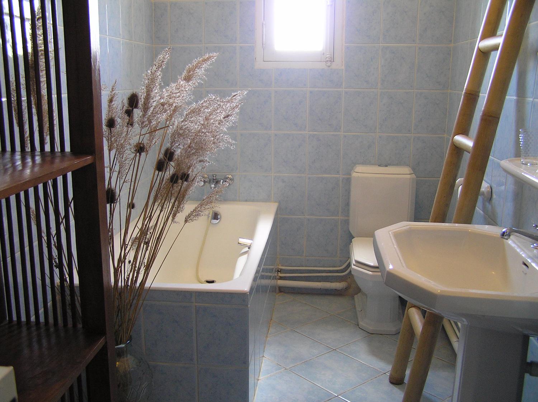 Salle de bains du 1er étage