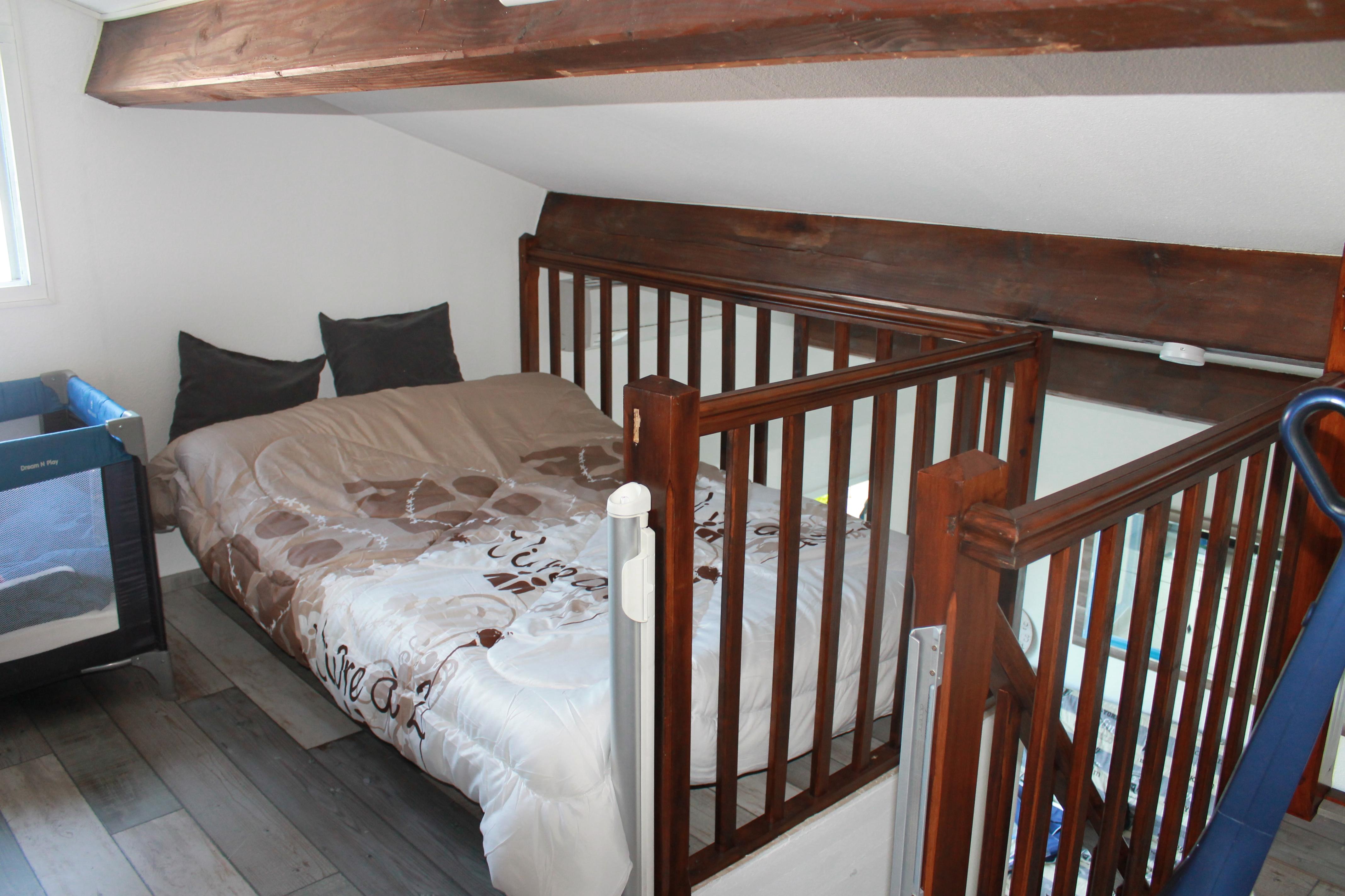 le lit double
