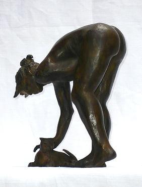 bronze alixia et luna