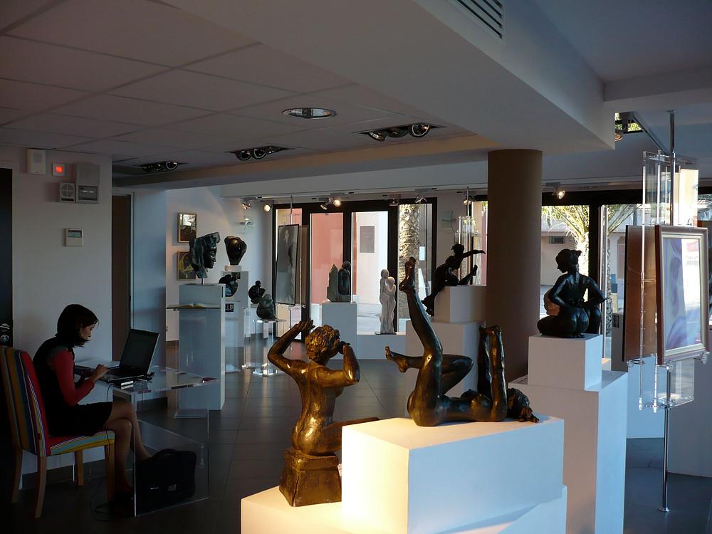 Regards et Lumières à la Maison des Arts de Barcares