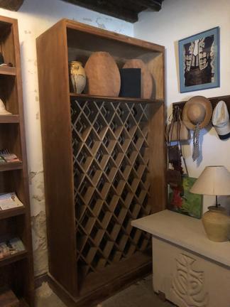Meuble cave à vins