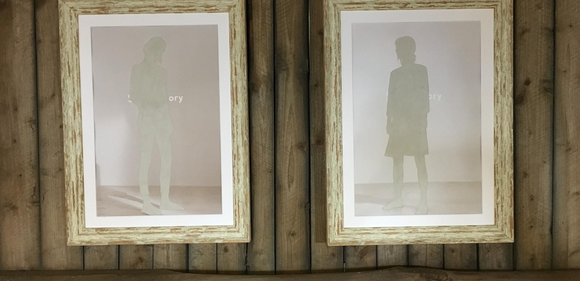Betonbilder von Sophie Knabe