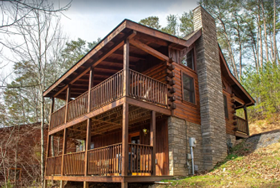 Cabin Thunder Bear Hideaway Pet friendly