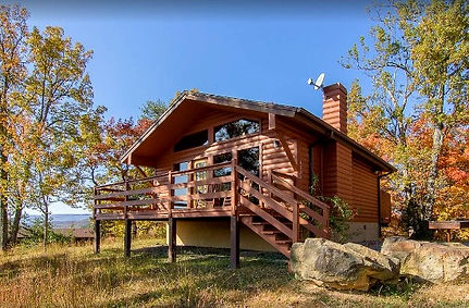 Alpine Rose Cabin, Pigeon Forge, TN Cabin with view, exterior