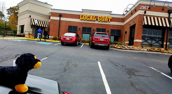 Local Goat Restaurant Pigeon Forge