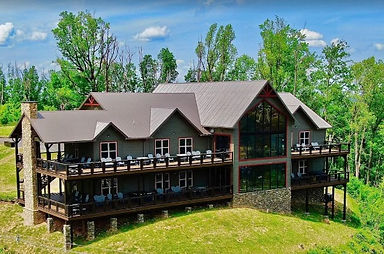 Greystone Point Lodge, Gatlinburg Large Cabin Rentals, exterior view