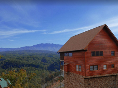 Cabin named Unforgettable, a pet friendly cabin near Dollywood