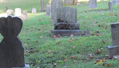 White Oak Flats Cemetary, Gatlnburg, Tennessee, historical graveyard, tombstones