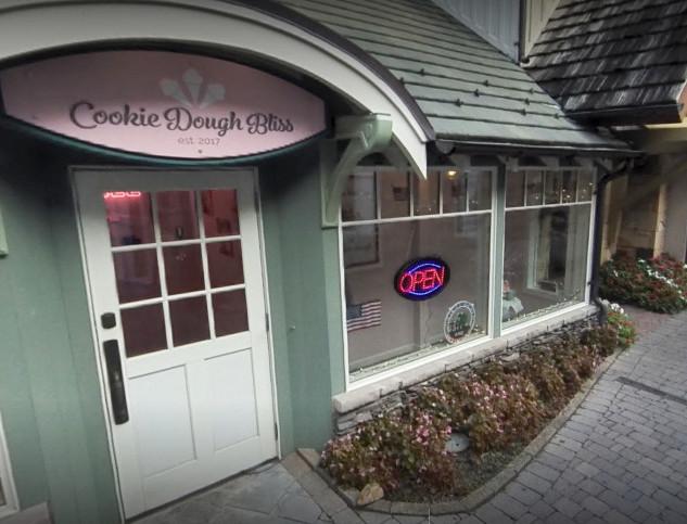 Cookie Dough Bliss Exterior, Gatlinburg, TN