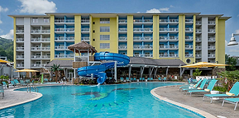 Margaritaville Hotel pool
