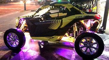 UTV Rental at Kan Am Fun, Gatlinburg TN