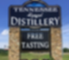 Tennessee Legend Distillery Sign Free Tastings