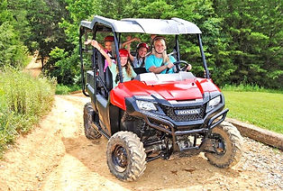 UTV ride at Jayell Ranch, Pigeon Forge, TN