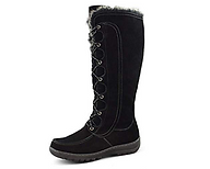 Moda winter fur lined boots
