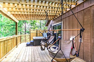 Gatlinburg fcabin rental, honeymoon cabin, 1Br exterior