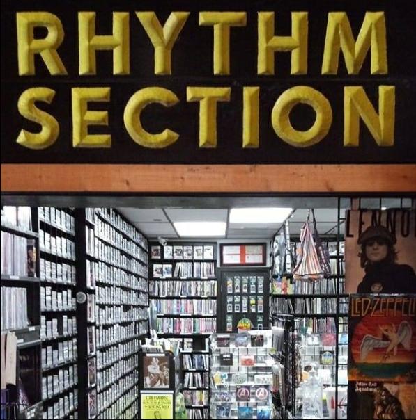 Rhythm Section Gatlinburg