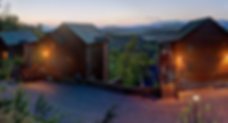 Smoky Mountain cabins for rent with elevators and theaters
