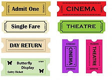 tickets to attractions