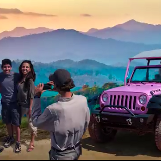 Pink Jeep Tours Smoky Mountains