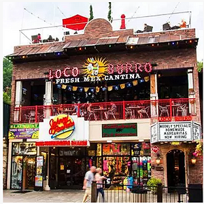 Loco Burro Mexican Restaurant, Gatlinburg Tennessee