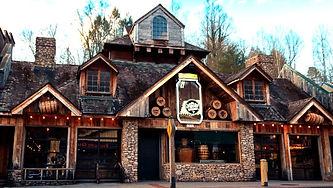 Ole Smoky Barrelhouse in Gatlinburg, TN exterior