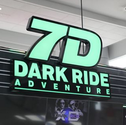 7D Dark Ride Gatlinburg