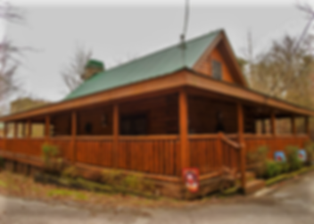 Hidden Treasure cabin near Dollywood and the Parkway, pet friendly