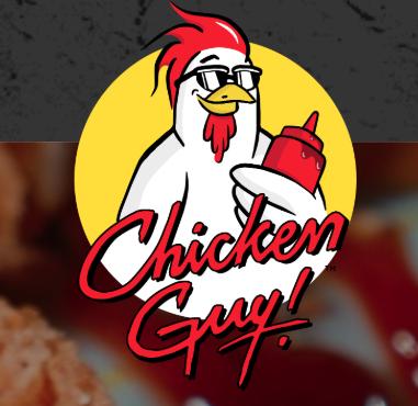 Guy Fieri's Chicken Guy logo