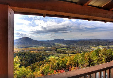 Mountains on my Mind Cabin Rental in Wears Valley TN