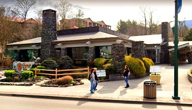 Cherokee Grill and Steakhouse Gatlinburg