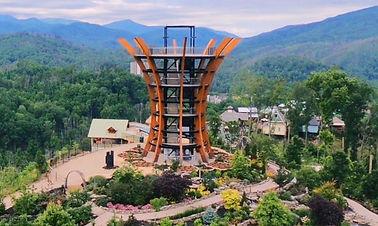 Anakeesta Observation Tower AnaVista Gatlinburg